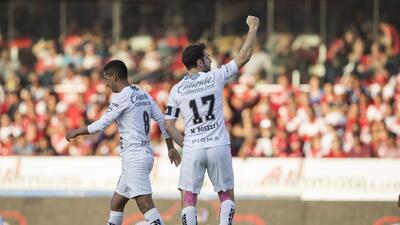 En fotos: León derrotó 1-2 a Veracruz de visitante y se mete en la pelea por la Liguilla