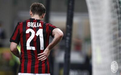 Biglia sufrió fracturas transversales de las primeras dos v&eacut...