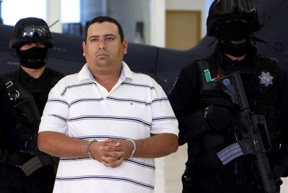 25 de marzo de 2010: La policía captura a José Antonio Medina, 'Don Pepe...