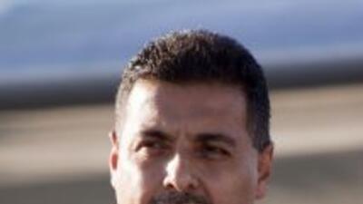 El astronauta de origen mexicanoJosé Hernández.