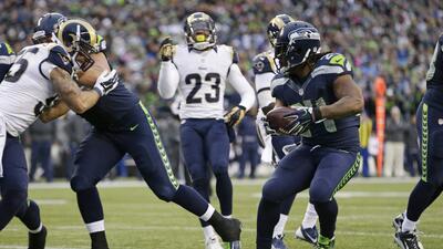 Highlights Semana 17: St. Louis Rams vs Seattle Seahawks