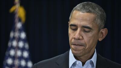 Presidente Obama propondrá un sustituto para el magistrado Scalia obama%...