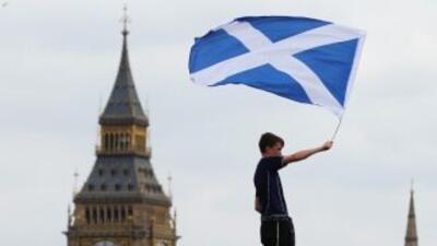 La unión de 307 años entre Reino Unido y Escocia podría terminar con el...