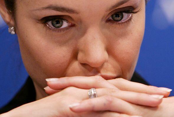 Angelina Jolie afrontó una de las decisiones más difíciles de su vida, c...