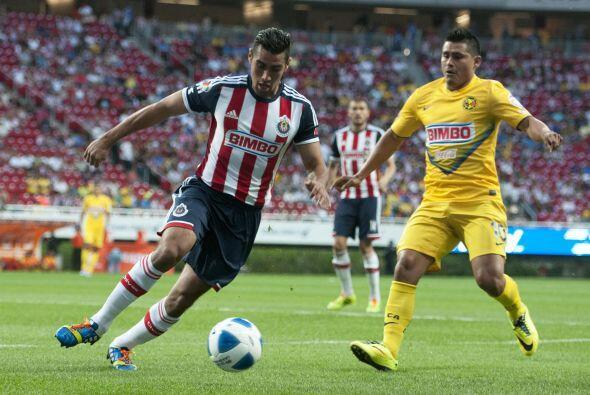 Chivas peleando por el descenso recibe en el Omnilife al América, campeó...