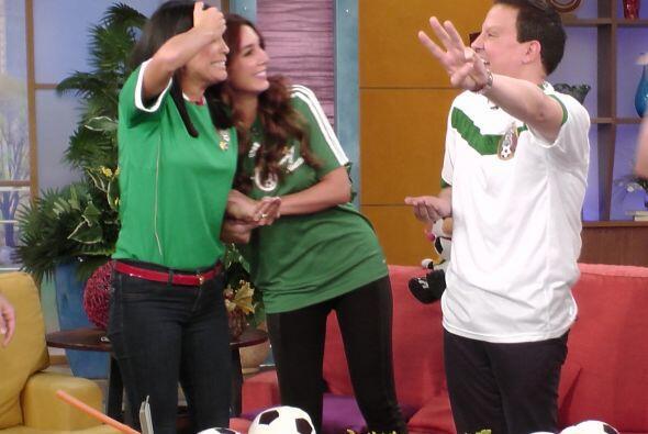 Karla, Raúl, Johnny, Alan y Elizabeth Gutiérrez van por México aunque El...