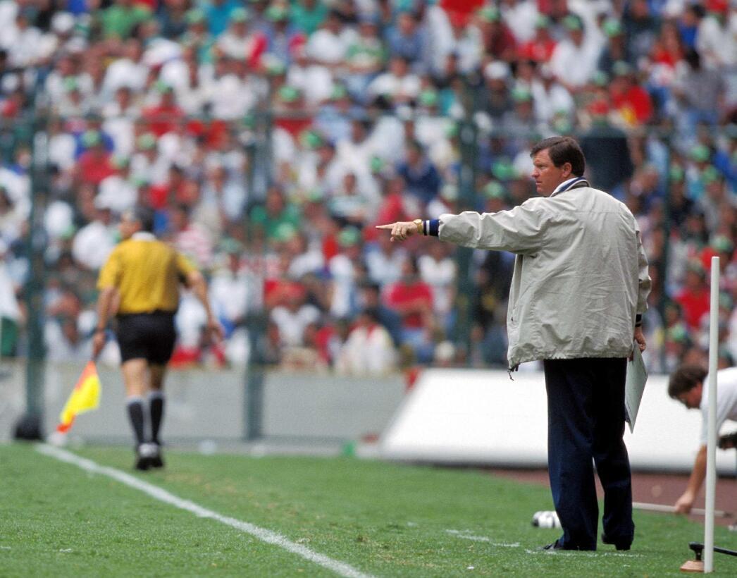 Asalto al Castillo de Chapultepec: 0-0 del Team USA en el Azteca 18.jpg