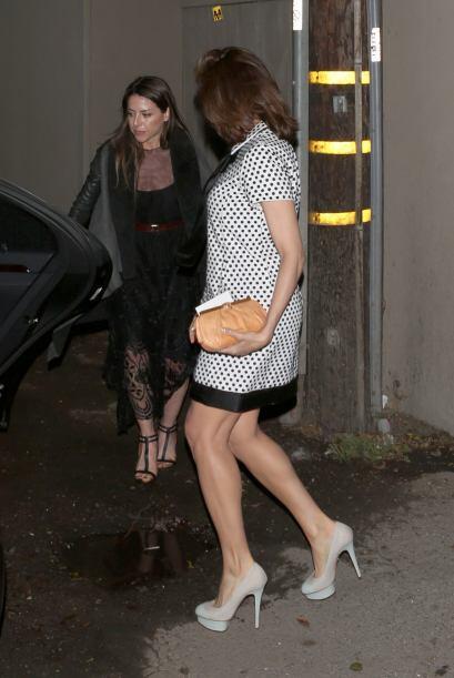 Eva Mendes reapareció con Ryan Gosling tras fuertes rumores de separació...