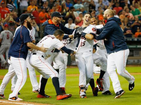 Astros vs Angesls
