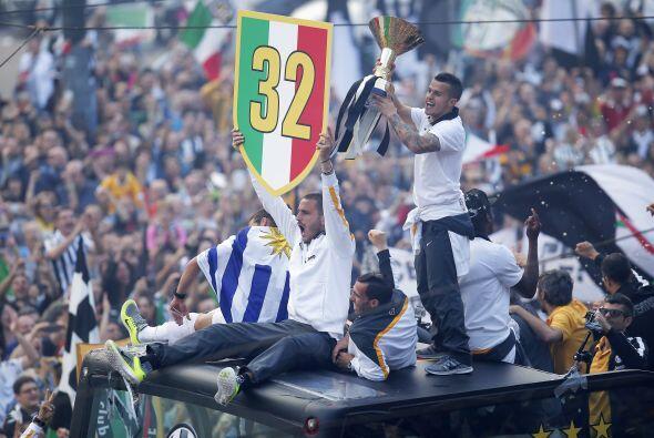 La 'Vecchia Signora' también logró la marca de más victorias consecutiva...