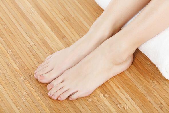 Los tobillos son otra parte del cuerpo donde se puede presentar este cam...