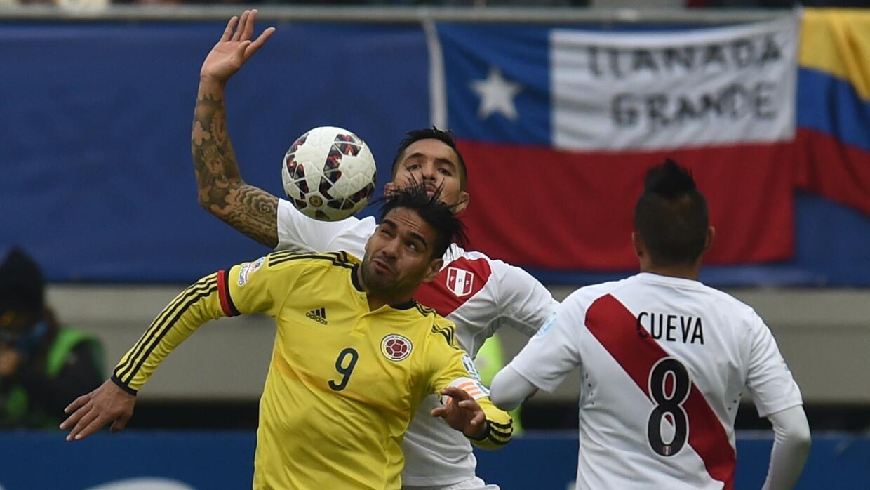 Colombia 0-0 Perú: Los peruanos aguantan a Colombia y avanzan a cuartos...