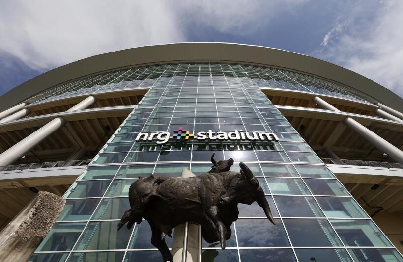 NRG Stadium en Houston, modernidad al servicio del Centenario