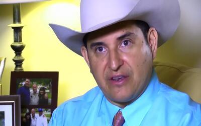 Christian Cano presenta su candidatura al congreso por el Distrito 9
