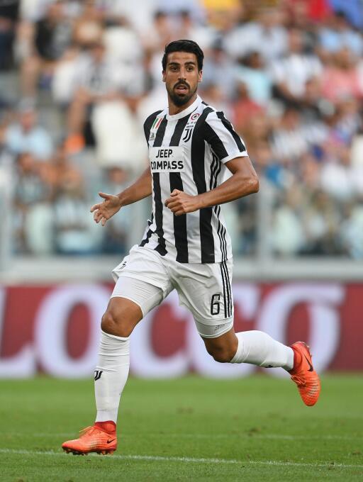 13. Sami Khedira (Juventus F.C.) - 4 millones de euros