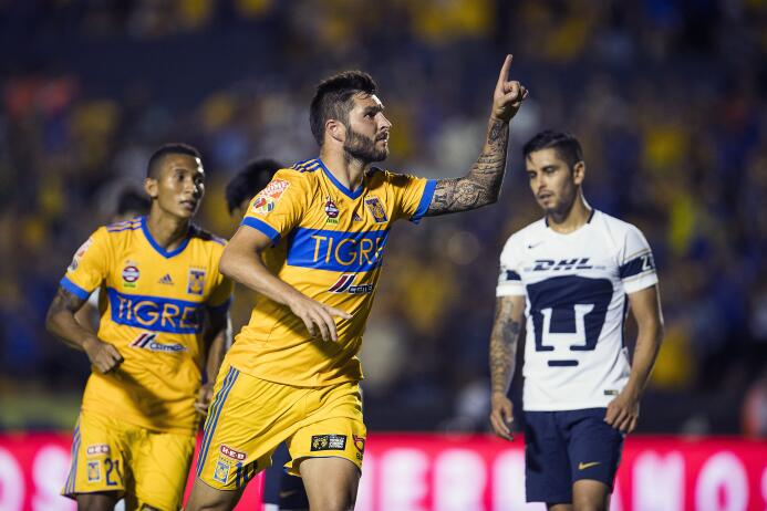 Pumas sigue sin encontrar la regularidad y caen ante Tigres 20170819_610...