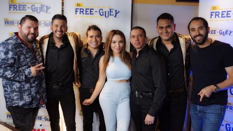 Banda Los Recoditos nos presentó en primicia su nuevo disco 'Los...