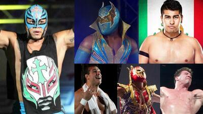Los luchadores mexicanos que han pasado por la WWE