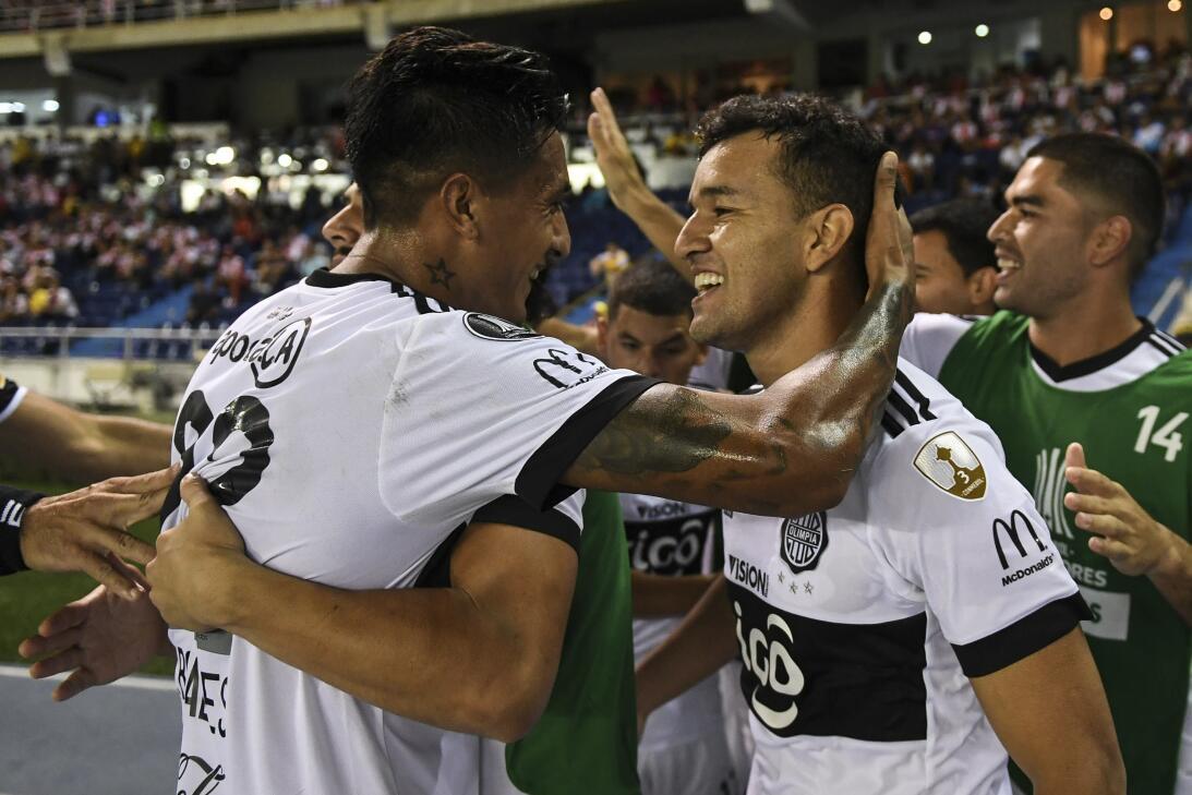 9. Club Olimpia (Paraguay)