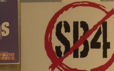 Ciudades de Texas se preparan para la entrada en vigencia de la Ley SB4