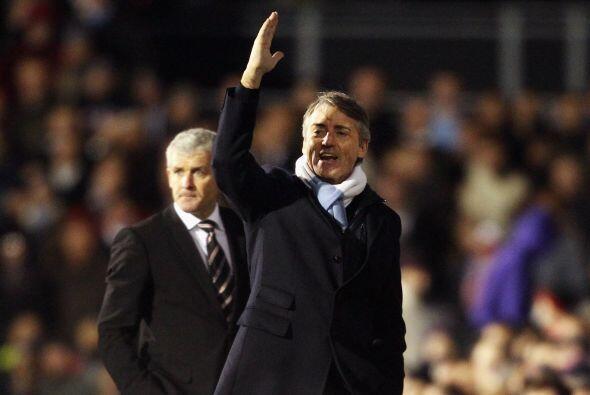 No hubo tiempo para más, el Manchester City se impuso al Fulham por 4-1.