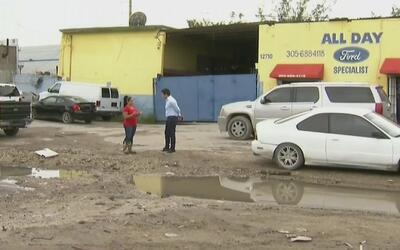 Comerciantes en Opa Locka denuncian que están perdiendo dinero a causa d...