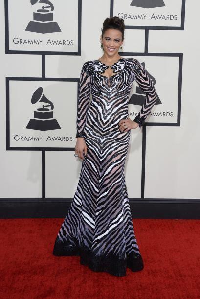 El vestido de Paula Patton fue considerado como uno de los mejores de la...