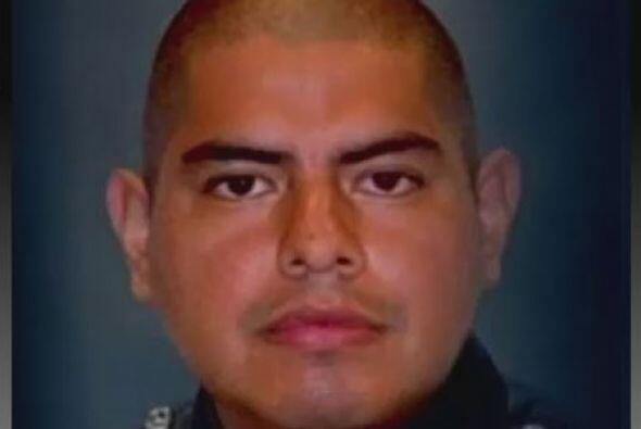 Sánchez, de 32 años de edad y con seis años de servicio, murió en un hos...