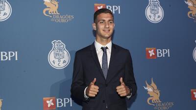 Manchester United quiere a Diogo Dalot del Porto, según prensa