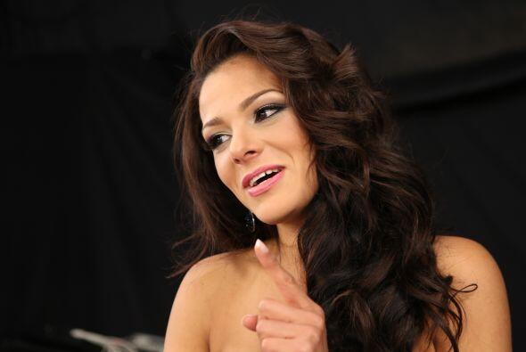 Nathalia Casco es una hondureña de 28 años que no se ha quedado con las...