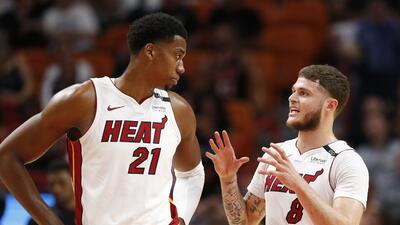 Miami Heat consiguió el pase a Playoffs, los Bucks quedaron muy cerca y más de la jornada de la NBA