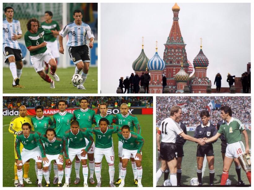 En fotos: así quedaron los ocho grupos del Mundial Rusia 2018 untitled-c...