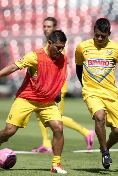 -El sábado 16, jugaron un partido amistoso ante Alebrijes de Oaxaca que...