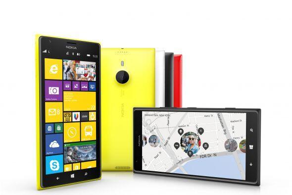 El Nokia Lumia 1520 es el primer Teléfono Windows de 6 pulgadas q...