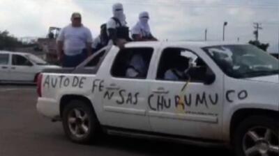 El gobernador de Michoacán solicita ayuda al gobierno federal tras la ol...
