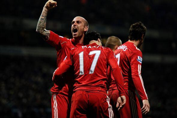 Con sólo cuatro minutos para el silbatazo final, los 'Reds' lograron el...