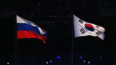 45 deportistas y dos entrenadores no podrán participan en Pyeonchang
