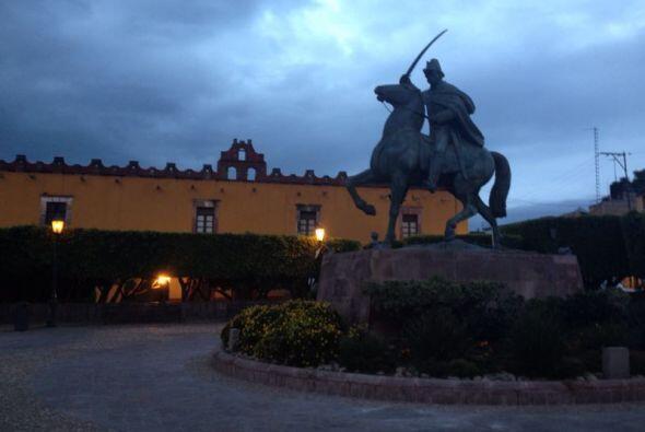 Esta ciudad tiene monumentos arquitectónicos, atracción turística y es c...