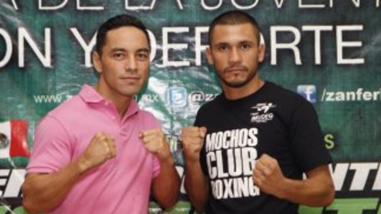 Fernando 'Kochulito' Montiel y Jesús Ríos prometieron dar un gran espect...