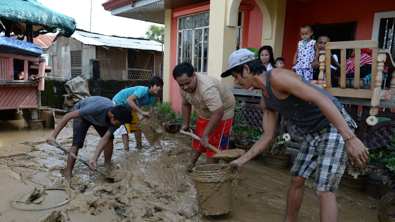 Filipinas tras el paso de Koppu