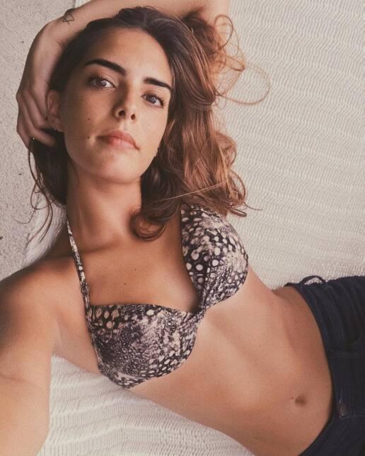 María Levy heredó la belleza de su mamá, Mariana Levy