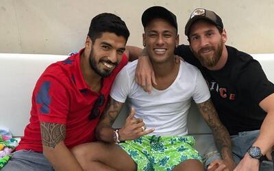 Barcelona demandó a Neymar en nueve millones de euros, mientras 'Ney' vi...