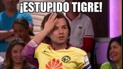 Los imperdibles memes del campeonato de Tigres sobre el América