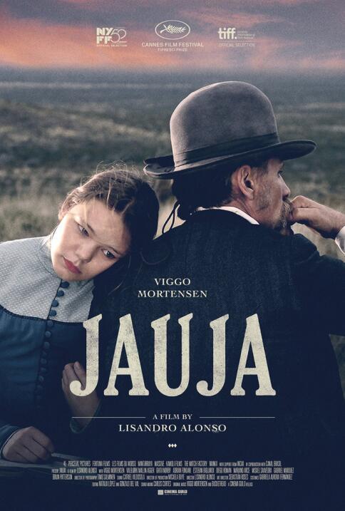 Jauja(2014), México, Argentina, Francia, Dinamarca, Países Bajos, Estado...