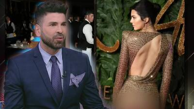 Kendall Jenner muestra los senos y algo más con un vestido que acaparó la atención de Jomari Goyso