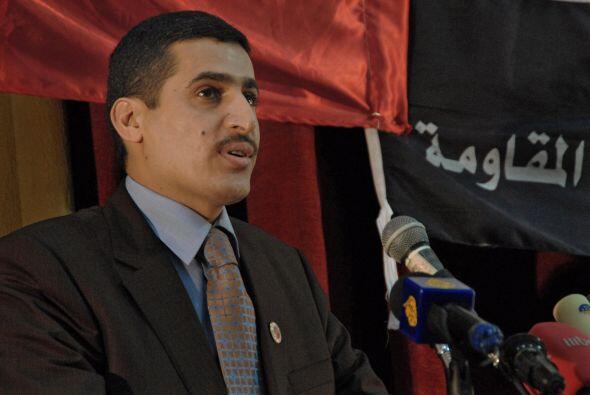 Hussein llevaba consigo una copia del Corán y pidió que se le entregara...