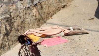 Guerrero, al sur del país, es uno de los estados más afectados por la vi...