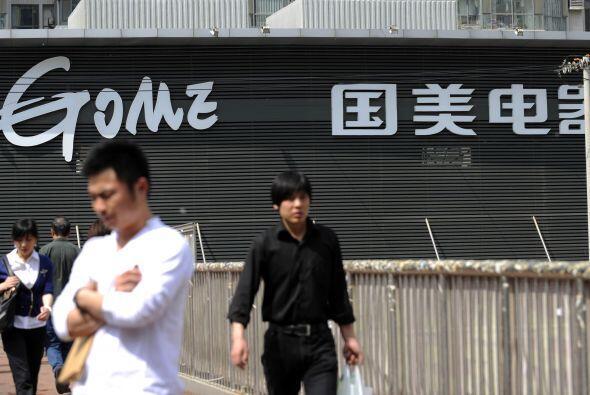 El Tribunal Popular Intermedio No.2 de Beijing también lo acusó de sobor...