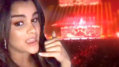 Clarissa Molina celebra éxito de 'Qué León' al ritmo de Wisin y Yandel