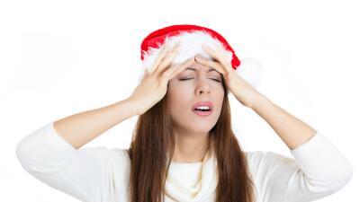 Cómo calmarte si estás deprimido o estresado durante estas fiestas